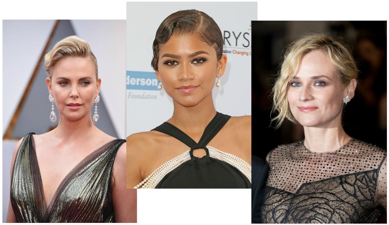 10 Coafuri De Mireasă Perfecte Pentru Părul Scurt Glamourro